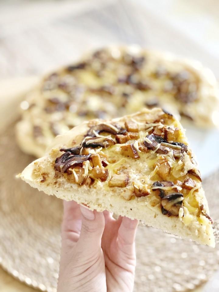 Pizza Flammekuche