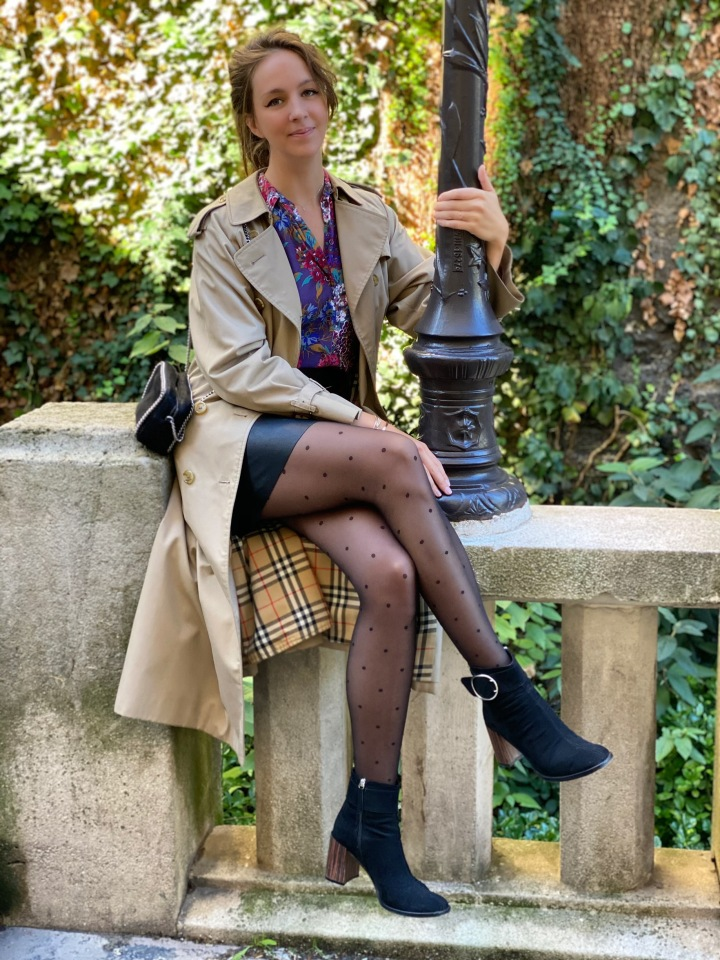 Un look automnal – Outfit n°1